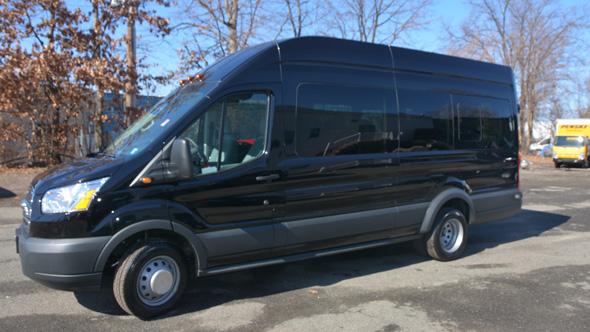 15 Passenger Van Rental Newark Rent 15 Passenger Van